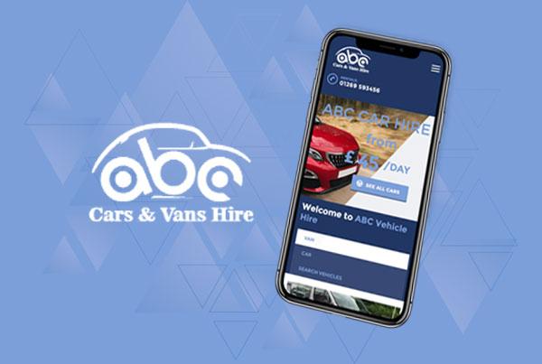 abc vehicle hire website