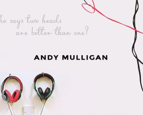 Andy Mulligan Books