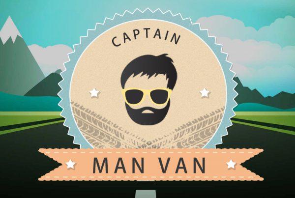Captain Van Man