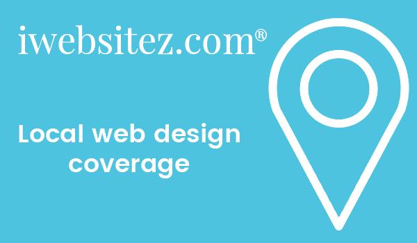 local web design coverage
