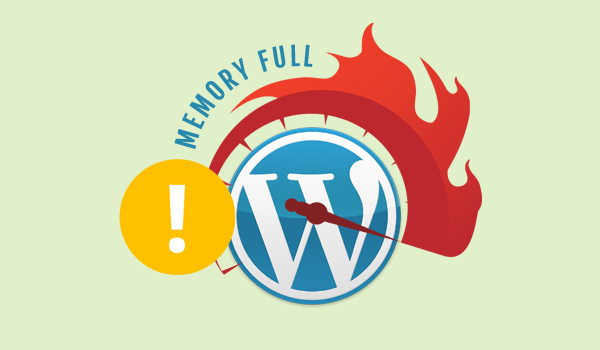 wordpress-fix-memory-full