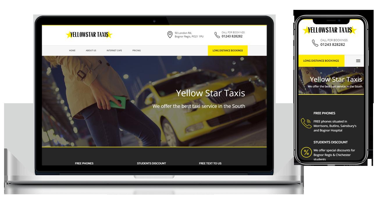 yellowstartaxis-portfolio